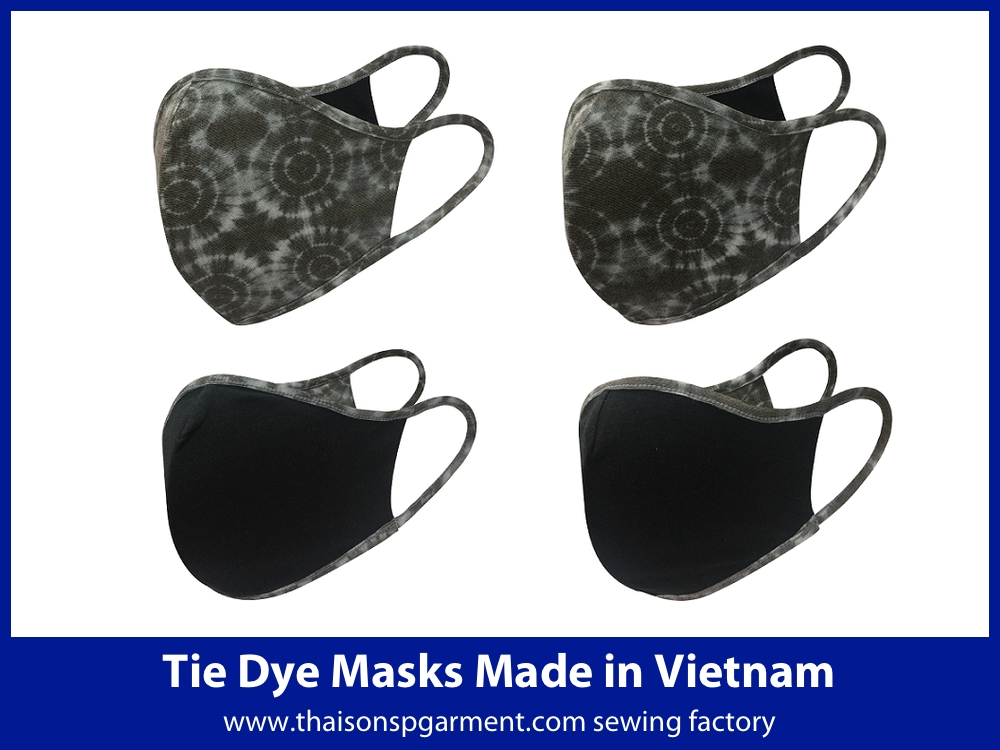 dye sub face masks made in asia