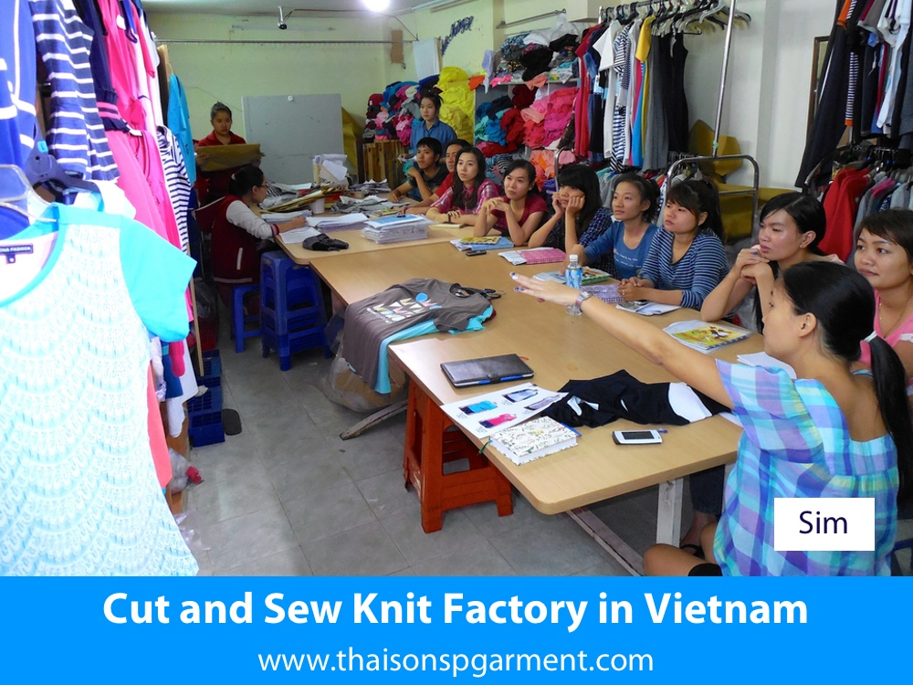 Tie Dye Fashion Garment Factory